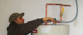 Our Seattle water heater repair team installs new water heaters